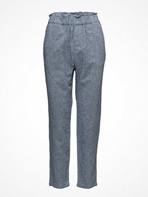 Noa Noa grå byxor Trousers