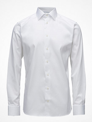 Eton White Shirt - Micro Print Detail