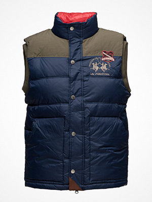 La Martina Man Vest Nylon