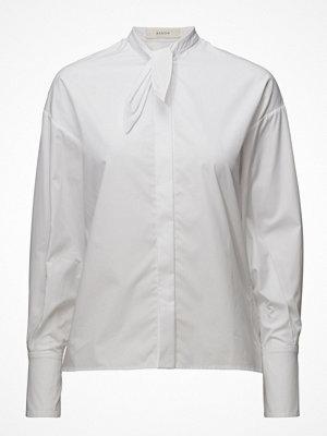 ÁERON Front Tie Long Cuff Shirt