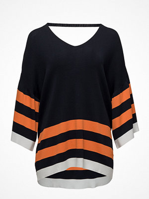 Violeta by Mango Stripe Pattern Sweater