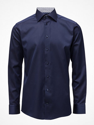 Eton Navy Shirt - Medallion Details