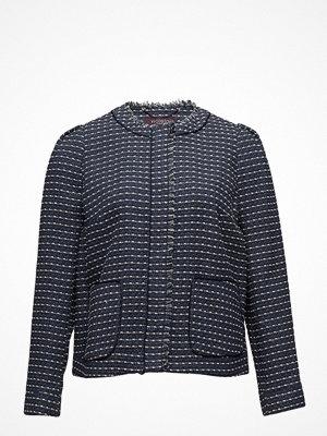 Violeta by Mango Pocket Tweed Jacket