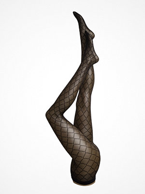 Strumpbyxor - Wolford Dot Net Tights