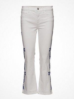 Mango Flared Trumpet Jeans