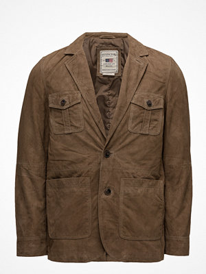 Skinnjackor - Lexington Clothing John Traveller Jacket