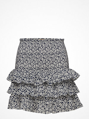 by Ti Mo Cotton Flounce Skirt