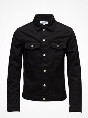 Soulland Nos Shelton  Denim Jacket  - Black