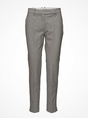 Mango byxor Flecked Suit Trousers