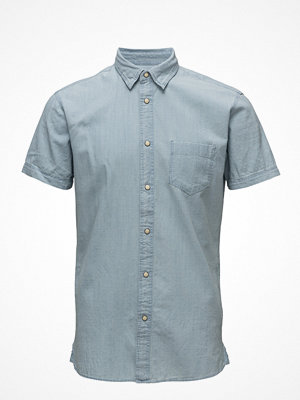 Selected Homme Shnonechester Shirt Ss Solid
