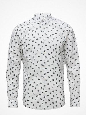 Selected Homme Shdtwoaqua Shirt Ls Aop