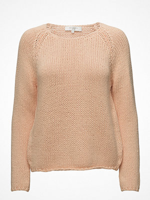 Selected Femme Slfolga Ls Knit Wide O-Neck