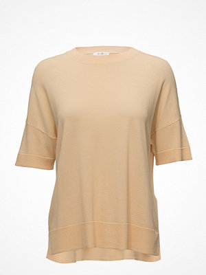 Selected Femme Sfwillow Ss Knit O-Neck