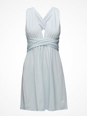 By Malina Lola Wrap Mini Dress