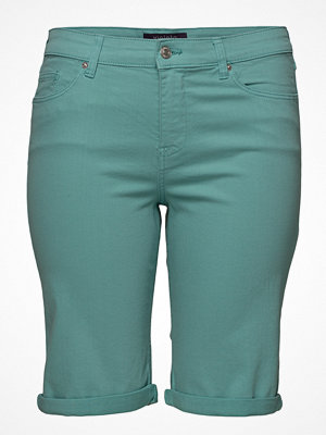Violeta by Mango Cotton Bermuda Shorts