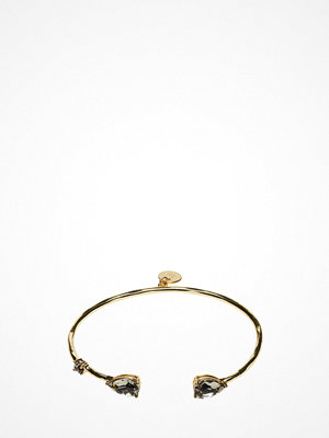 Bud to rose smycke Carrie Greige Bangle