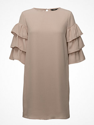 Only Onlcaroline 3/4 Layred Sleeve Dress Wvn