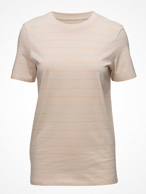 Selected Femme Sfmy Perfect Ss Tee - Thin Stripe Color