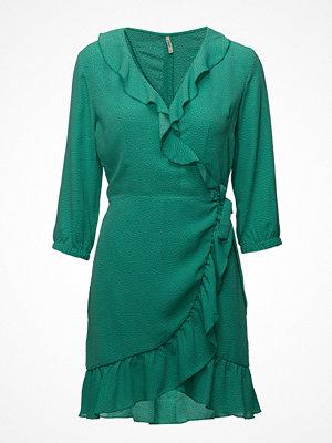 Only Onlpippa L/S Short Dress Wvn