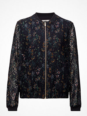 Edc by Esprit mönstrad bomberjacka Jackets Indoor Woven