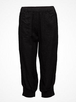 Signature svarta byxor Capri Pants