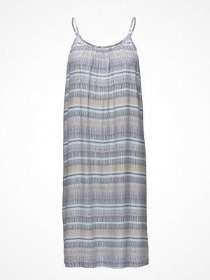 Saint Tropez Waved Stripes P Strap Dress