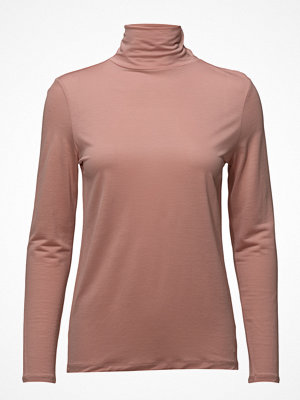 Filippa K Tencel Polo Neck Top