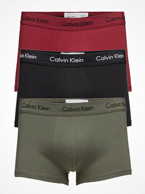 Calvin Klein 3p Low Rise Trunk 00