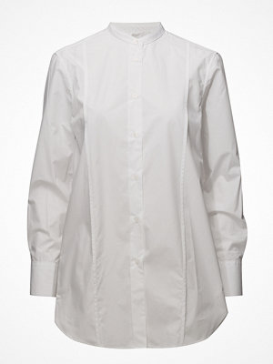 Filippa K Band Collar Long Shirt
