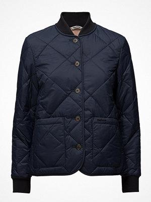 Barbour mörkgrå bomberjacka Barbour Freckleton Jacket