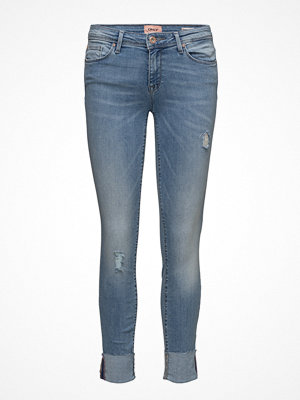 Only Onlcarmen Reg Sk An Jeans Cre169637 Noos