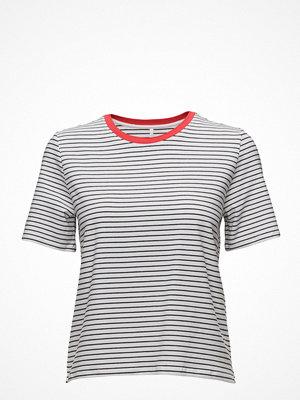 Only Onllive Love Trendy Stripe Ss Oneck Noos