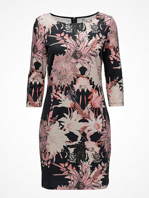 Saint Tropez Big Flower P Jersey Dress