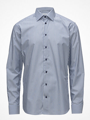 Eton Blue Striped Shirt
