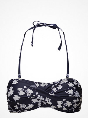 Abecita Blue Flower, Twisted Bandeau