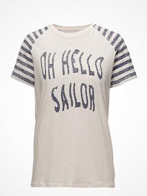 Zoe Karssen Loose Fit T-Shirt Oh Hello Sailor