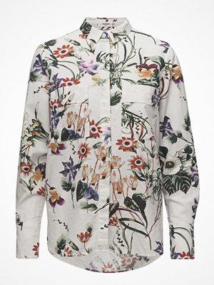 Mango Pocket Linen Shirt