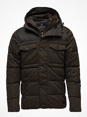 Dunjackor - Superdry Tech Tweed Jacket