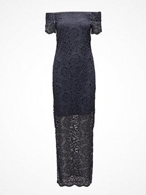 Vila Vizally Off Shoulder Maxi Dress/Dc