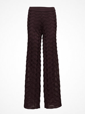 M Missoni omönstrade byxor M Missoni-Trousers/Short Knitted