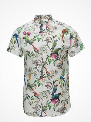 Selected Homme Shxtwokenta Shirt Ss Aop