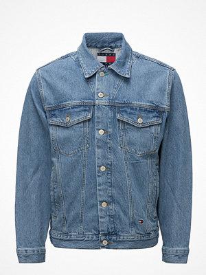 Tommy Jeans Tjm 90s Logo Denim Jacket