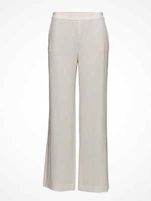 Filippa K vita byxor Clare Wide Leg Trousers
