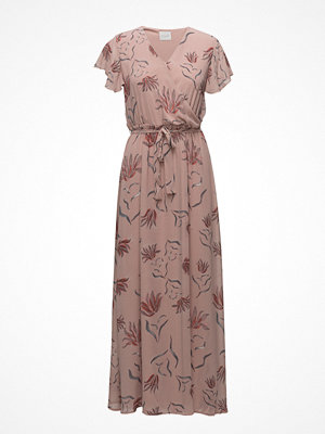 Vila Visaffa Nandi S/S Maxi Dress