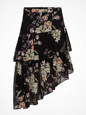 by Ti Mo Semi Couture Midi Skirt