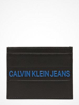 Calvin Klein Logo Stripe Card Case