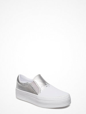 Calvin Klein Zinah Metal Canvas/Flocking