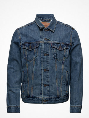 Jeansjackor - Levi's The Trucker Jacket The Shelf