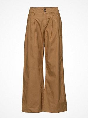 Noa Noa beige byxor Trousers