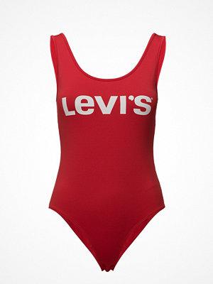 Levi's Graphic Bodysuit Red Bodysuit